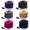 New Neck Cervical Traction Device Inflatable Collar Head Back Shoulder Neck Pain Headache Health Care Massage