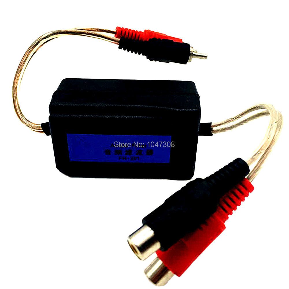 3.5mm Ground Loop Isolator Noise Filter