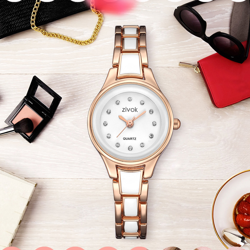 zivok 2018 dameshorloge dameshorloge dames quartz horloge - Dameshorloges