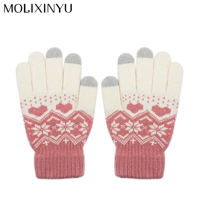 Aliexpress.com: Comprar MOLIXINYU niños guantes de pantalla táctil ...
