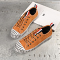2016 Hombres Zapatos Casuales Nueva Moda de Estilo Británico Transpirable Zapatos de Los Hombres Zapatos Hombre Suede Zapato Ocasional de Los Hombres Tamaño 39-44