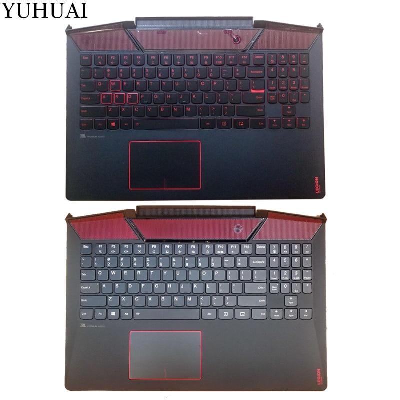 купить NEW US keyboard FOR LENOVO LEGION Y720 Y720-15 Y720-15IKB US keyboard онлайн