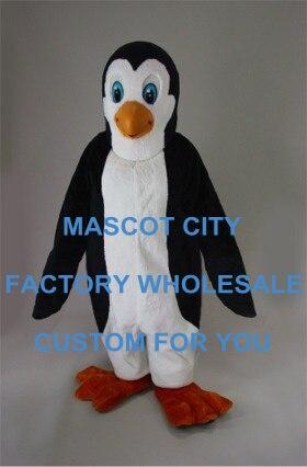 Petey Pingouin Mascotte Costume Adulte Taille L antarctique Animal Noir  Panther Cosply Costume Carnaval Mascotte Mascota SW1081 dans Mascotte de  Nouveauté ... 0e44e02ddf0