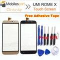 Umi Roma X Pantalla Táctil 100% Pantalla Táctil de Reemplazo Del Panel Digitalizador Original para Umi Roma X 5.5 pulgadas Smartphone