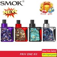 100 Original SMOK Priv One Kit Electronic Cigarette Starter Kit With 920mah Priv One Mod All