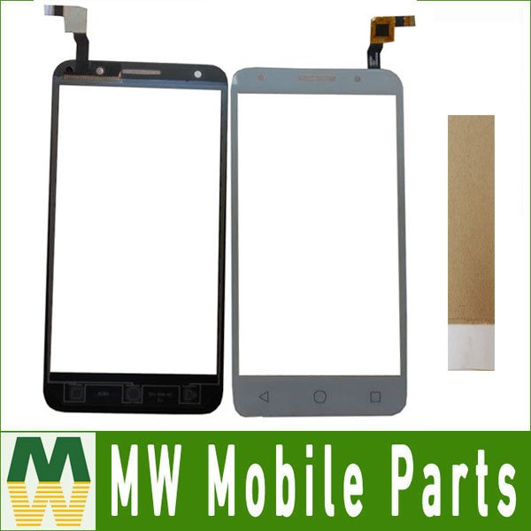 1PC/ Lot For Alcatel One Touch Pixi 4 4G 5045 OT5045 5045A 5045D Touch Screen Digitizer Replacement Part Black White Color