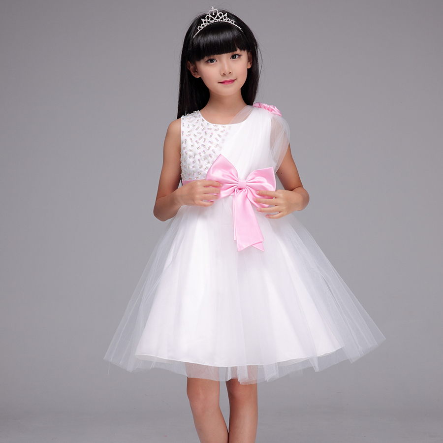 Children Girl Party Wear Western Dress With High Quality Latest ...