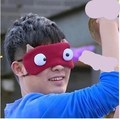 Antifaz para dormir sono máscara de dormir máscara de olho óculos de sono rímel para dormir máscara de dormir criatividade vermelho verde amarelo