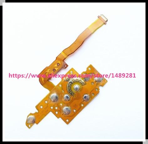 NEW Function Key Board Button Flex Cable For Canon EOS M2 EOSM2 Digital Camera Repair Part