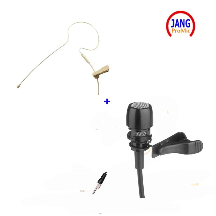 Traje de oreja profesional Micrófono de condensador Micrófono de - Audio y video portátil - foto 1