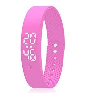 Image 4 - Smart armband waterdicht 3D Calorie Stappenteller Fitness Tracker ondersteuning multi sport modi smart band Hot