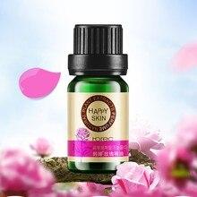 Rose Lavender Tea Tree Essential Oil Face Skin Care Hyaluronic Liquid Anti Wrinkle Oil-control Moisturizing Hot Sales 10ml