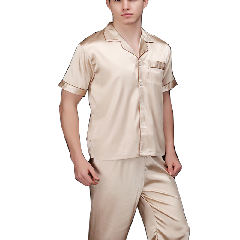 Men Nylon Pajamas 71