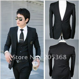 New Men's Suit,Leisure Suit,Brand Name Suit,Casual Men's Color ...