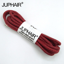 1-12 Pairs Purple Red High Quality Unise Laces Waxed Round Shoelaces Sneaker Solid Polyester Twisted Shoes Metal Head