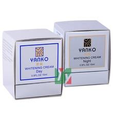 wholesale Yanko Skin Care whitening day cream+night cream sixth generation