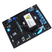 Синий Автоматический регулятор напряжения AVR SX460 Для генератора 12972 стабилизатор мощности некоторые части из Германии