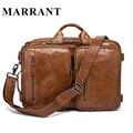 мужская сумка натуральная кожа сумка мужская портфель мужской мужской портфель из натуральной кожи портфель кожаный мужской сумку для ноутбука кожаные портфели мужчины сумка через плечо мужская сумочки Marrant