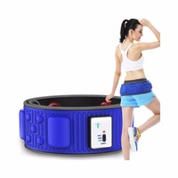 Cordyceps Cellulite Cn Herb Slimming Belt Electric Weight Lose Vibration Massage Burning Fat Shake Waist Trainer Free Shipping