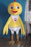 chick mascot costumes party Halloween character party Fancy Dress school team sport Adult Size hot sale