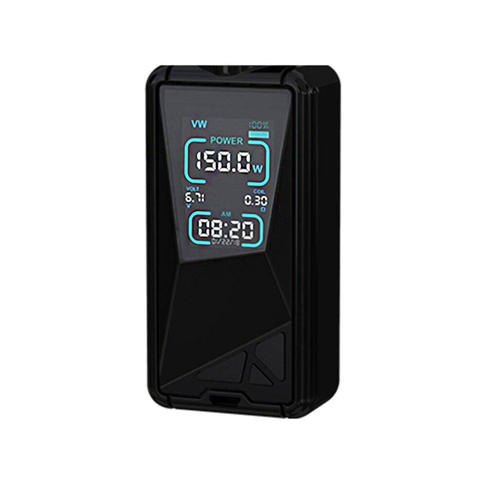 D'origine Eleaf Tessera 150W TC Box MOD w/3400 mAh batterie intégrée et 150W sortie maximale et écran LCD 1.45 pouces Vs Luxe Mod/glisser 2-in Batteries de cigarettes électroniques from Electronique    2