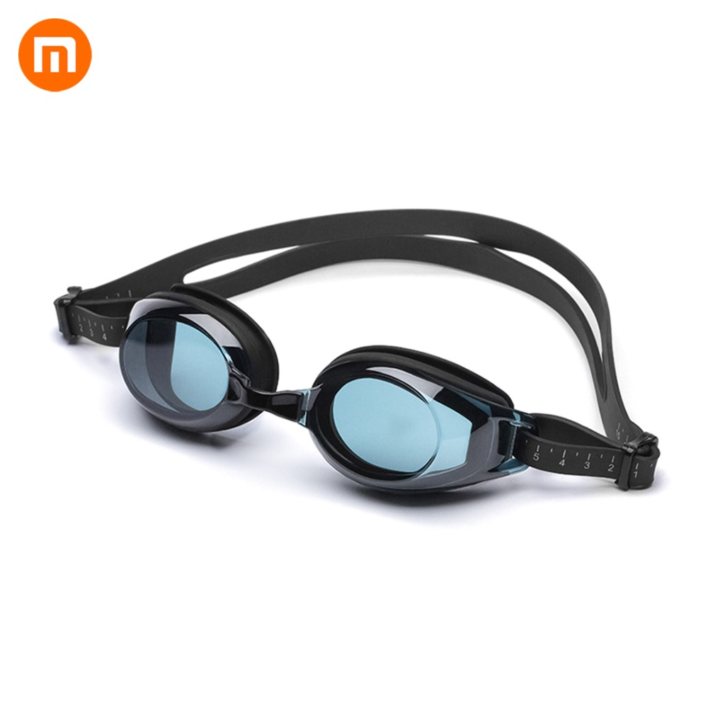 Xiaomi TS Swimming Goggles Glasses Turok Steinhardt Brand Audit Anti-fog Coating Lens Widder Angle Read Waterproof Swim Goggles