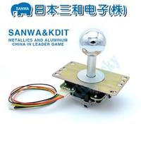 Sanwa joystick JLF TP OBSF 30 arcade joystick kit KDIT SANWA VEWLIX HORI For the Raspberry Pi Pandora box
