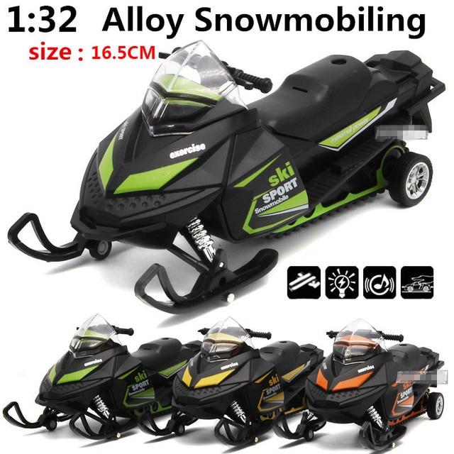 1:32 сплав вытяните назад мотоциклов, катание на снегоходах высокого имитационная модель, металл diecasts, отступить и мигать и музыкальные, бесплатная доставка