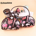 3pcs Cosmetic Toiletry Travel Wash Makeup Bag Holder Pouch Kits Set Multi-Function Cosmetic Bag Mini Bags Storage Bags WHOLESALE