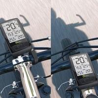 Meilan M4 Bike Tachometer Wireless Bicycle Computer Speed Cadence Bike Sensor Bluetooth4.0 Sports Heart Rate Monitor