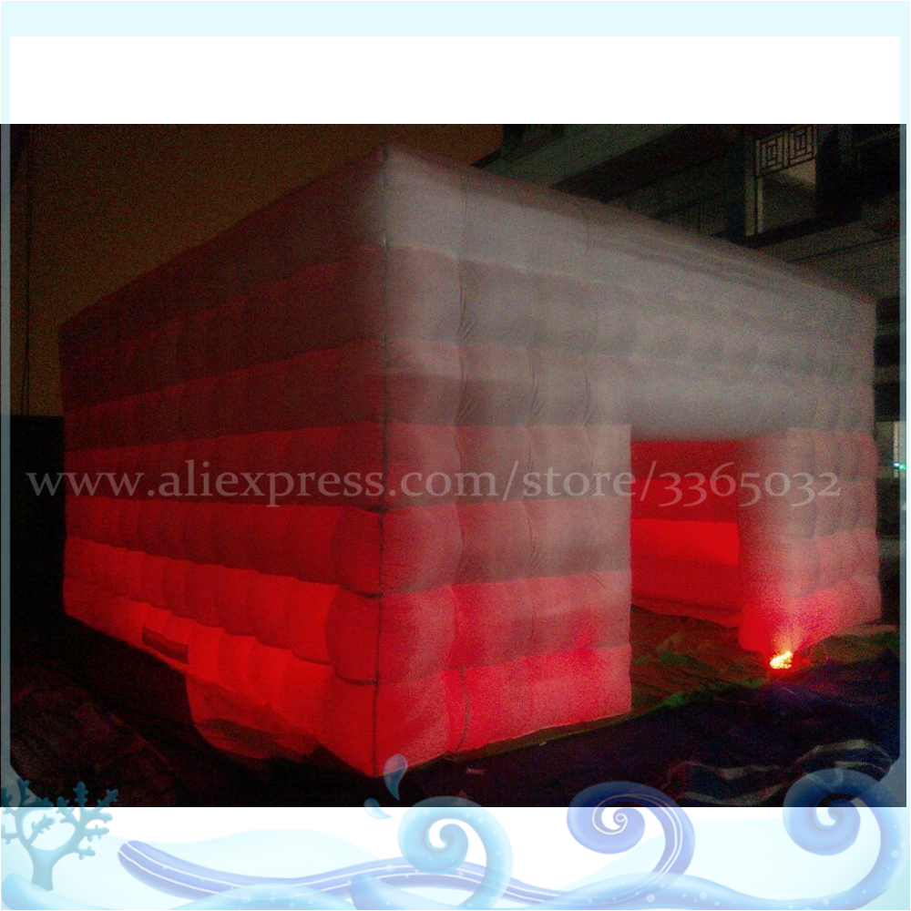 inflatable booth tent46