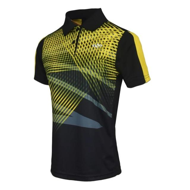 5b4a5b649a6 Mannen Vrouwen Sportkleding T-Shirts badminton golf wear shirts heren shirt  mannen running tennis shirt