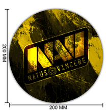 New Arrival Navi Gaming Mousepad Notebook Computer Laptop Round Mouse Pad Gamer Speed Desk Mice Play Mat