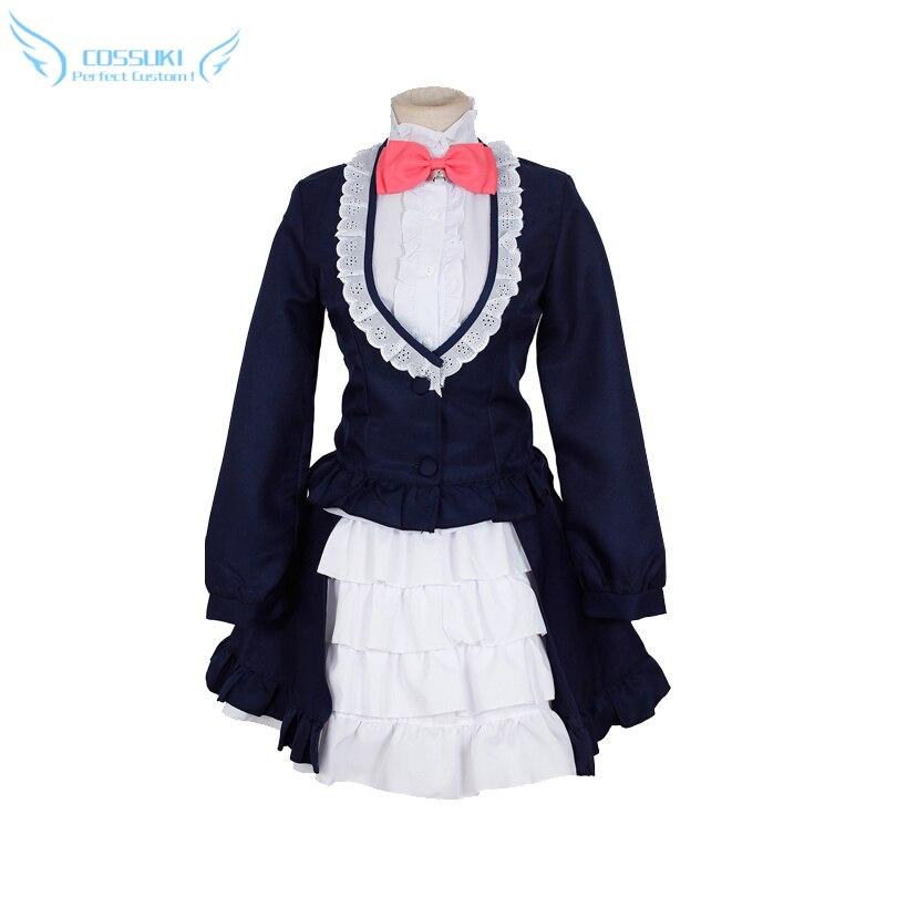 Show рок голубой Косплэй сценический костюм представление одежда, идеальный для вас!