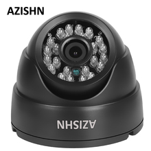 AZISHN AHD Camera 1080P  FULL HD 1920*1080 AHDH 24 IR LED 3.6MM lens  Indoor Dome  CCTV Surveillance Camera IR Cut Filter