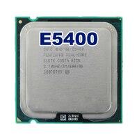 Original intel pentium duplo núcleo e5400 processador cpu (2.7 ghz/2 m/800 ghz) soquete lga 775 frete grátis socket 775 pentium dual-core intel pentium -