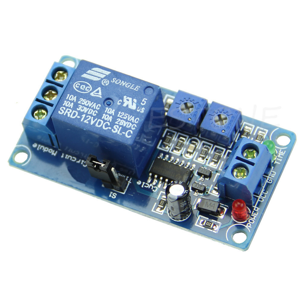 12v Cycle Delay Module Relay Switch For Arduino Mega Uno L15 In Relays From Home Improvement On Alibaba Group