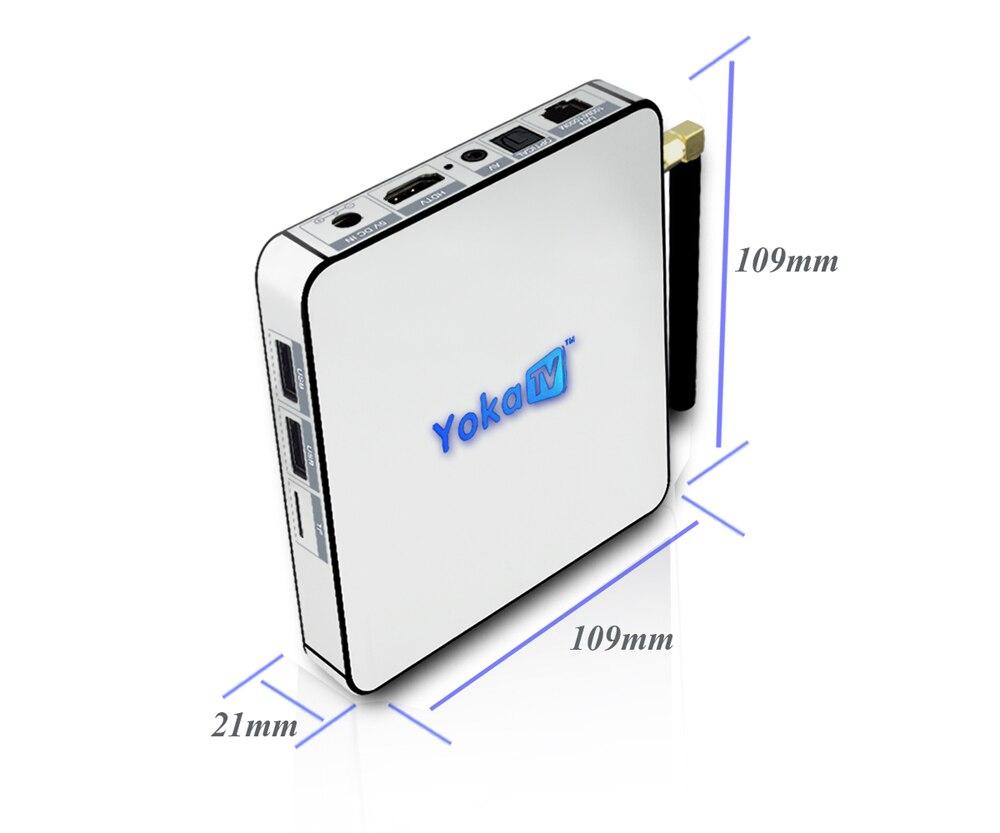 2000 + italien TV KB2 Android TV Box 2 GB/32 GB Amlogic S912 Spanien/UK/ europa/ItalyVOD/Portugal/EX YU/Albanien/xxx set top box - 2