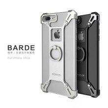 Для iPhone 7 plus Телефон Сумка Case Top Phone holder case NILLKIN Барде нести metal case + Творческая телефон кольцо Case Для iphone 7 plus