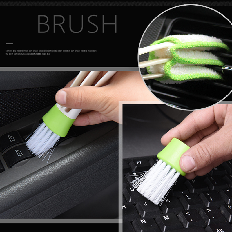 Some Countries Car Care Cleaning Brush Car Cleaning Accessories Indoor Cleaning For Kia Ceed Rio K3 K5 Forte Sorento Sportage R.