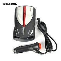 PARASOLANT Radar Detector Car Mobile Speed Alarm for car Mobile Electronic Dog Sensor System Detector Radar Electronic