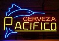 Comprar Barra de Cerveza personalizada con señal de luz de neón de pez espada