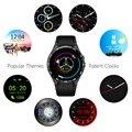2016 Горячей Продажи KW88 Smart watch Android 5.1 MTK6580 ПРОЦЕССОРА 3 Г Wifi GPS Map 512 МБ + 4 ГБ Kingwear Bluetooth Smartwatch PK GT88 KW88s