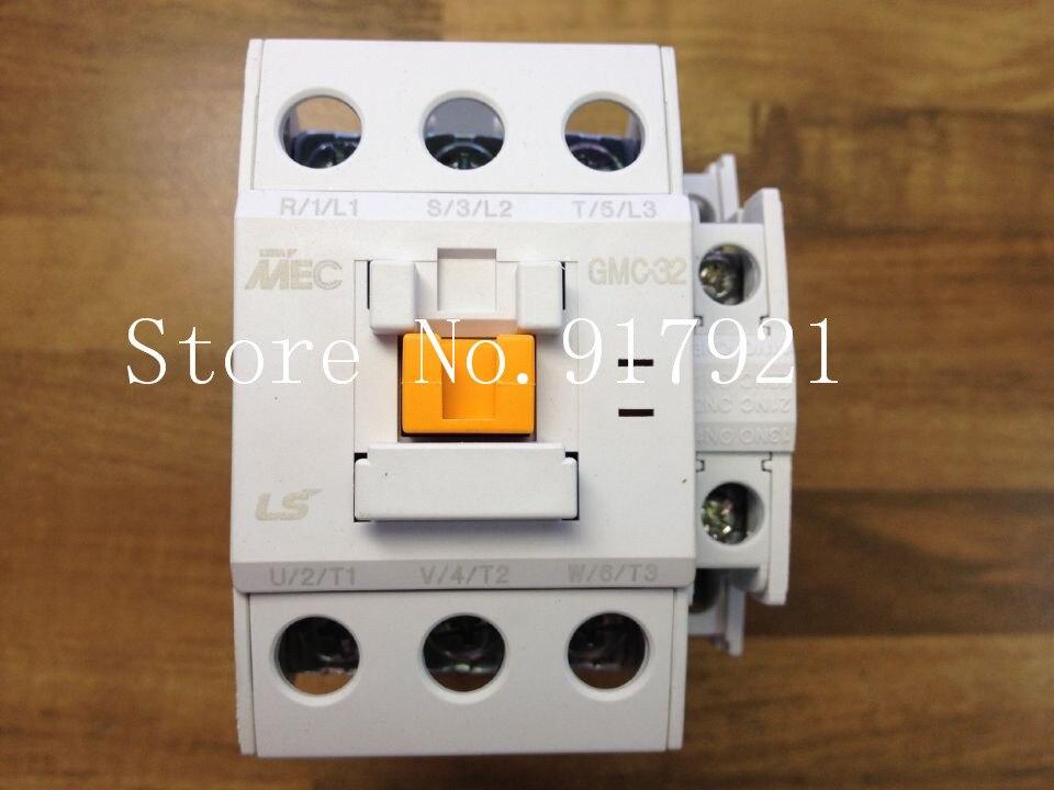 [ZOB] South Korea's original MEC GMC-32 power 220V AC contactor to ensure genuine fake a lose ten  --3pcs/lot