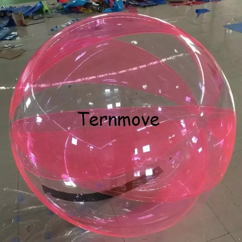Water Game Ball for Kids Human Bowling Balls for game Dance water walk balles for events PVC Water Walking Ball костюм водоотталкивающий sarma c 020 размер xxxl