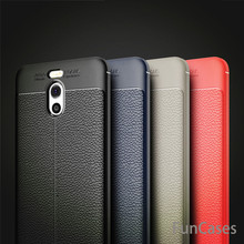 For Meizu Meilan Note 6 Case Note6 Case Luxury Leather TPU Silicone Phone Case For Meizu M6 Note Back Cover Protective Mizu(China)