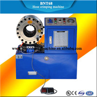 BNT68 High Pressure Hydraulic Hose Swaging Machine For Sale