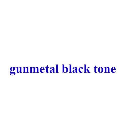 Пустой Прочный Круглый безель лоток с под ключ металлическая основа подвески настройки Смола Камея Кабошоны результаты DIY сделать многоцветные покрытием - Цвет: gunmetal black tone