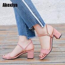 High Heels Shoes Women Fashion Shoes Sandals Pumps Summer Se