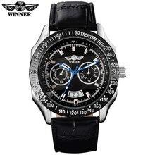 TWINNER мода спорт мужчины механические часы случайные бренд мужской автоматические часы дата часы черный наручные часы relógio masculino